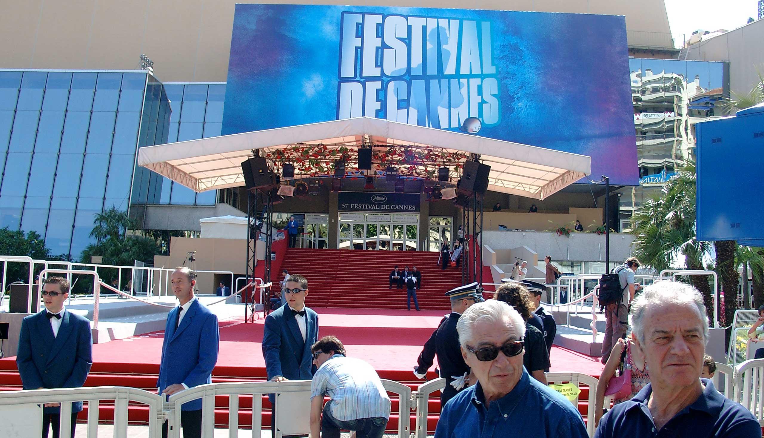 Palais des Festivals i Cannes. Foto: Film.nu