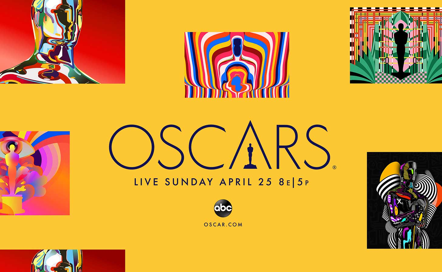 The 93rd Oscars will be held on Sunday, April 25, 2021. Photo: Academy of Motion Picture Arts and Sciences